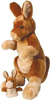 Douglas Toys Hopster Kangaroo & Joey