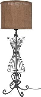 Designs Combined Dress Form Light Lamp