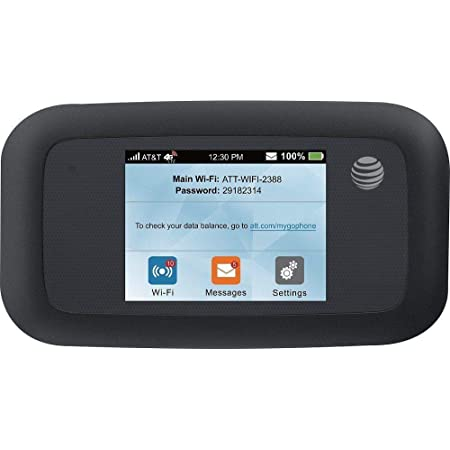 ZTE Velocity   Mobile Wifi Hotspot 4G LTE Router MF923   Up to 150Mbps Download Speed   WiFi Connect Up to 10 Devices   Create A WLAN Anywhere   GSM Unlocked - Black