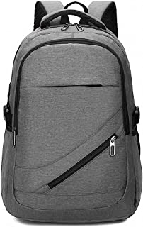 Business Laptop Backpack, Laptop Backpack, with USB Charging Port, Water Resistant, for Work College School Outdoor