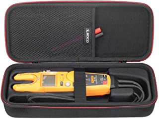 RLSOCO Carrying Case for Fluke T5-1000/Fluke T5600 Electrical Voltage, Continuity and Current Tester,Fluke T6-600,T6-1000 Electrical Tester