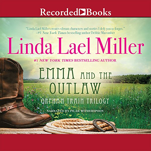 Emma and the Outlaw audiobook cover art