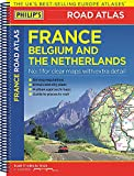 Philip s Road Atlas France, Belgium and the Netherlands