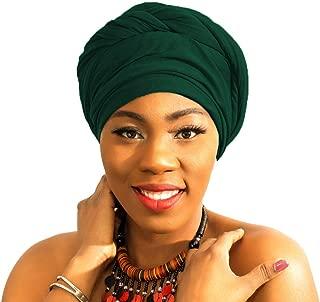 LMVERNA Women's Jersey Hijab Scarves Cotton Fashion Long Plain Muslim Head Scarf Wrap Shawls