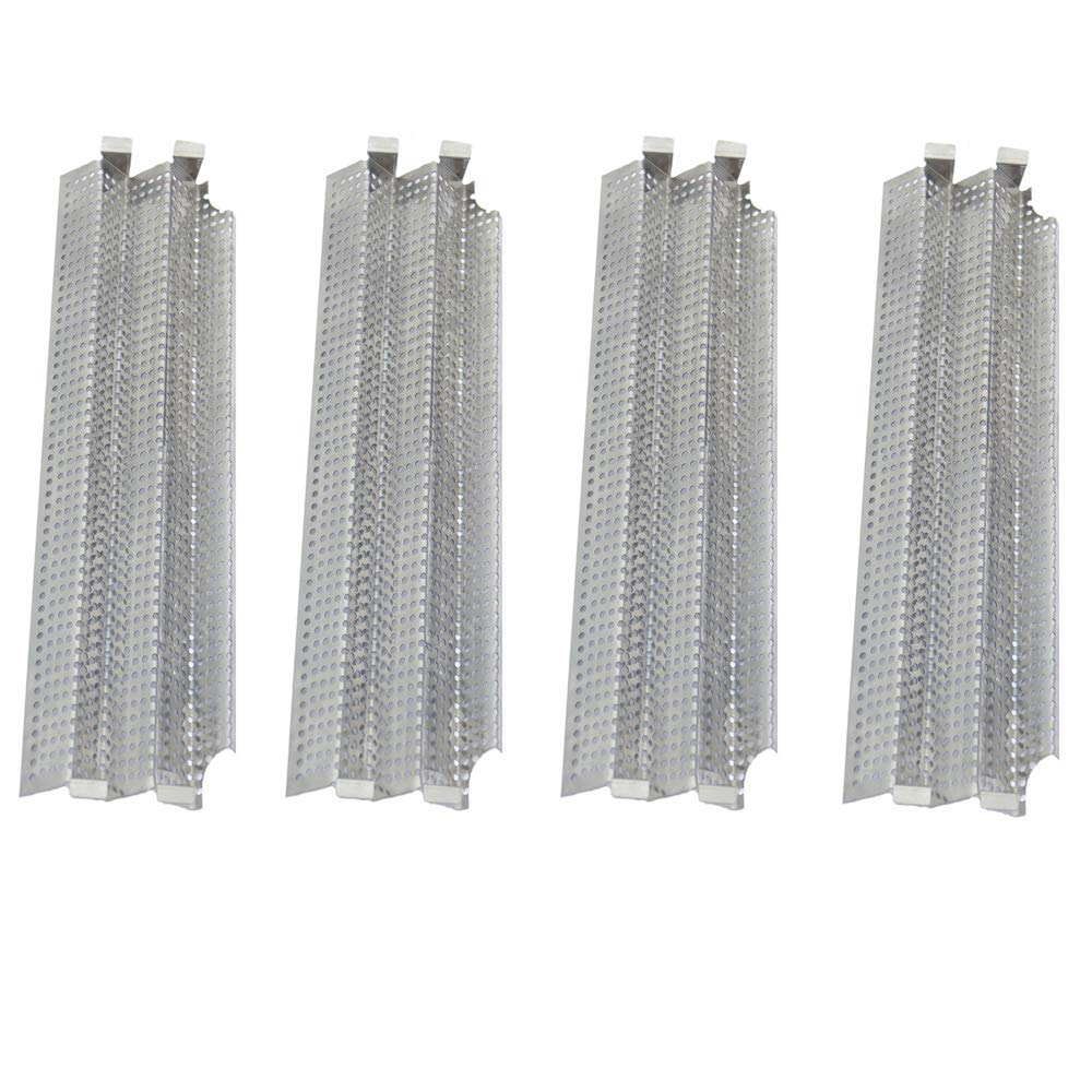 Htanch SN4081(4-Pack) Stainless Steel Heat Plate Replacement for Viking VGBQ 30 in T Series, VGBQ 41 in T Series, VGBQ…