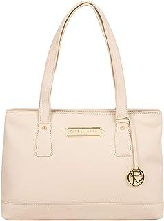 Pure Luxuries London Women Solid Genuine Leather Kate Handbag