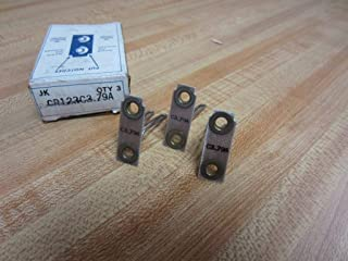 General Electric CR123C3.79A Overload Relay Heater CR123C379A (Pack of 3)
