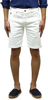 [スコッチアンドソーダ] SCOTCH&SODA 正規販売店 メンズ ショートパンツ GARMENT DYED COLOUR RALSTON SHORT 135468 AZ OPTIC W (コード:4113063901)