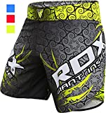 RDX MMA Stretch Shorts Clothing Training Cage Fighting Grappling Martial Arts UFC Muay Thai Kickboxing