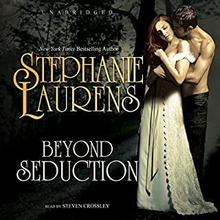 Beyond Seduction audiobook cover art