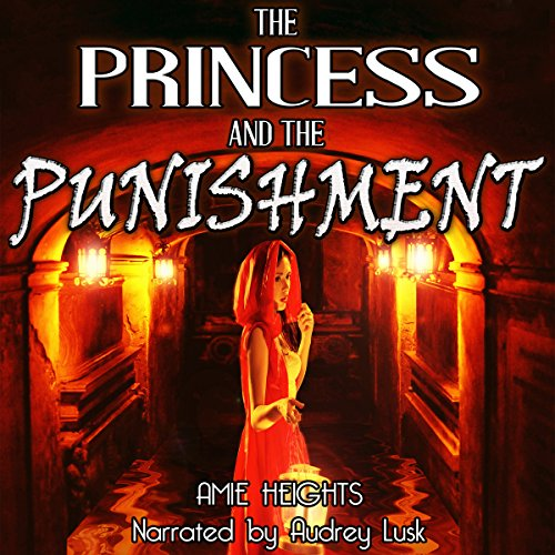 The Princess and the Punishment audiobook cover art
