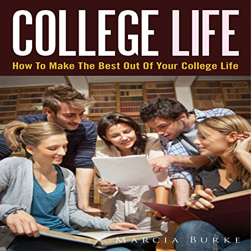 College Life audiobook cover art