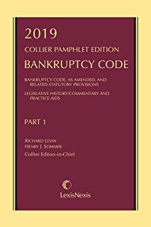 Collier Pamphlet Edition Part 1 (Bankruptcy Code)