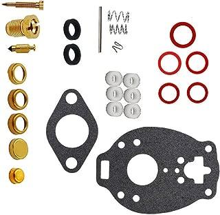 I-Joy Carburetor Carb Rebuild Repair Kit fits Marvel-Schebler TSX Allis Farmall Oliver Ford Replaces K7505 778-505 K7512 778-512 Carby Kit 1-Month Warranty