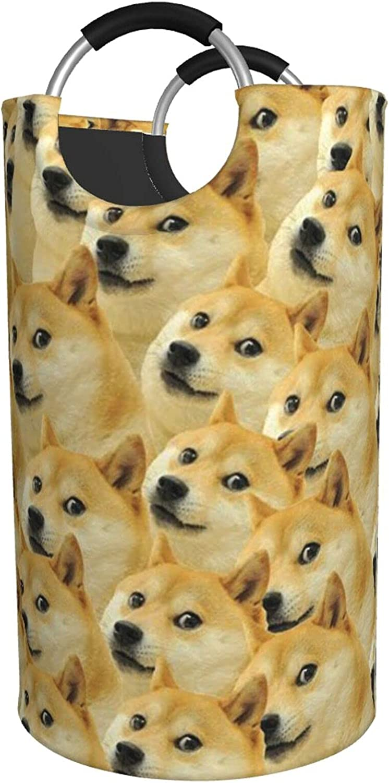 Mr Doge Meme Print wholesale Laundry With 100% quality warranty Hamper Bag Waterproof P