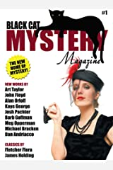 Black Cat Mystery Magazine #1 Kindle Edition