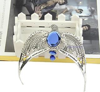 JAGETRADE New Ravenclaw Verlorenen Diadem Tiara Kristallkron