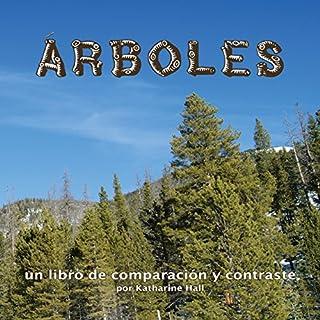 Árboles: un libro de comparación y contraste [Trees: A Book of Comparing and Contrasting] audiobook cover art