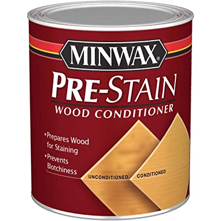 Minwax 70012444 - Tinte penetrante para acabado de madera, cuarto de galón