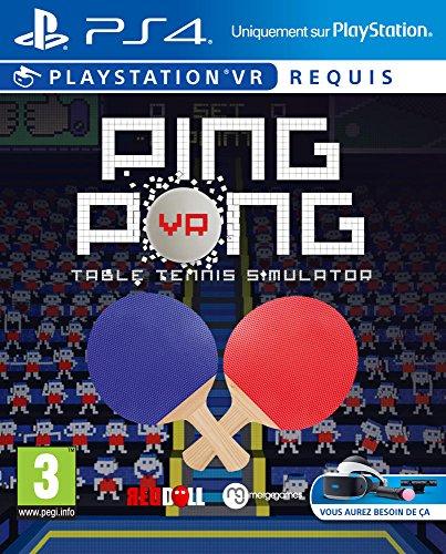 VR Ping Pong: Table Tennis Simulator - [Edizione: Francia]