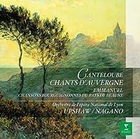 Dawn Upshaw - Canteloube: Chnats D'Auvergne: Nagano / Lyon Opera O (2CDS) [Japan CD] WPCS-22231 by Dawn Upshaw (2011-08-17)