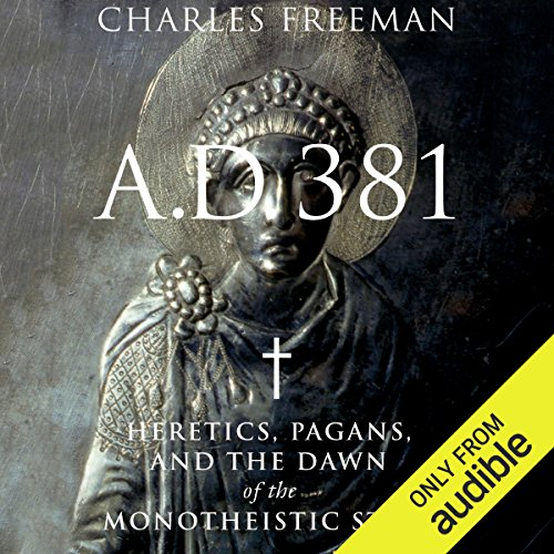 A.D. 381 audiobook cover art