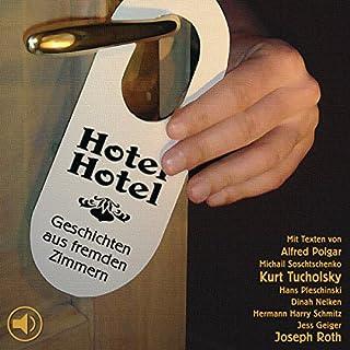 Hotel Hotel. Geschichten aus fremden Zimmern Titelbild