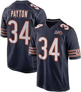 walter payton black jersey