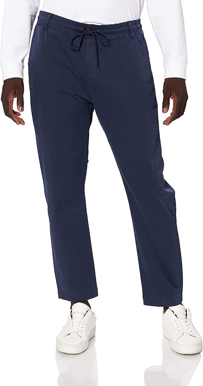 Desigual Men's Woven Long Trousers