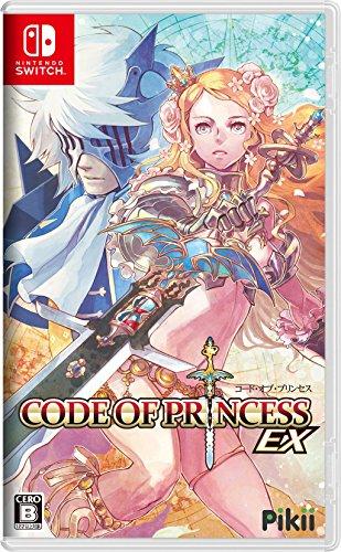 Pikii Code of Princess EX NINTENDO SWITCH JAPANESE IMPORT REGION FREE [video game]