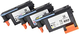 3 Pack HP 72 Printheads with New Updated Chips Compatible for HP Designjet T610 T620 T770 T790 T1100 T1120 T1200 T1300 T23...