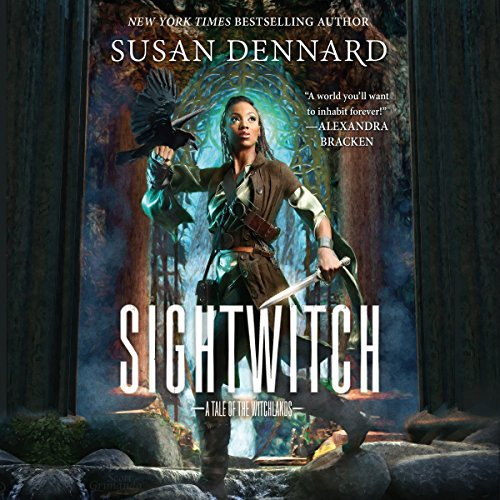Sightwitch audiobook cover art