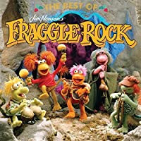 THE BEST OF JIM HENSON'S FRAGGLE ROCK [LP] (35TH ANNIVERSARY, YELLOW INSIDE CLEAR WITH SPLATTER COLORED VINYL) [Analog]
