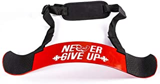 SHOUSHOW Arm Blaster for Biceps & Triceps Dumbbells & Barbells Curls Muscle Builder Bicep Isolator for Big Arms Bodybuildi...
