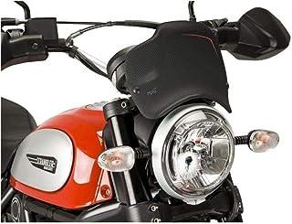 Frontplatte Puig 9177C für Ducati Scrambler Icon/Classic/Full Throttle 15' 19', Ducati Scrambler Urban Enduro 15' 16'