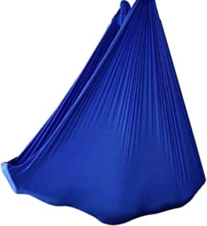 Indoor Therapy Swing for Kids Mesh Cuddle Hammock Snuggle Raindrop Hang Therapy Hammock Swing for Autism ADHD Asperger's S...