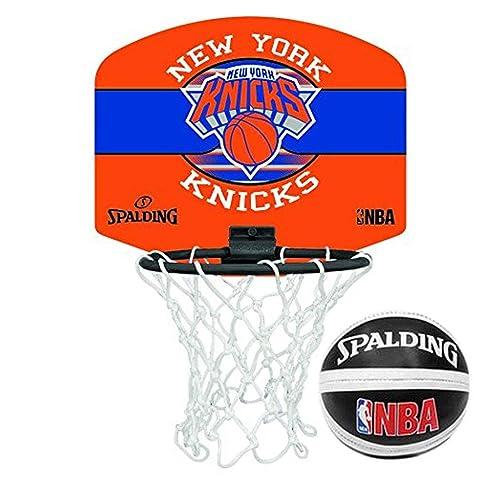Spalding Mini Canasta de Baloncesto en el Logo de una ...