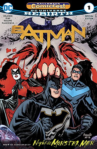 Batman Halloween Comic Fest Special Edition (2017) #1 (Batman (2016-)) (English Edition)