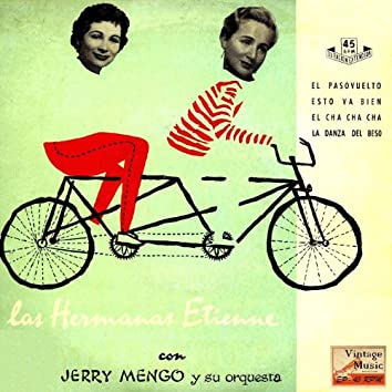 """Vintage French Song Nº 73 - EPs Collectors, """"El Pasovuelto"""""""