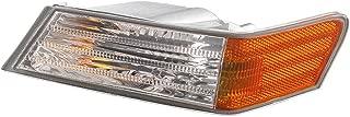 MZORANGE Front Turn Signal Light Lamp for Jeep Patriot 2007 2008 2009 2010 2011 2012 2013 2014 2015 2016 Marker Corner Light Front Driver Incandescent