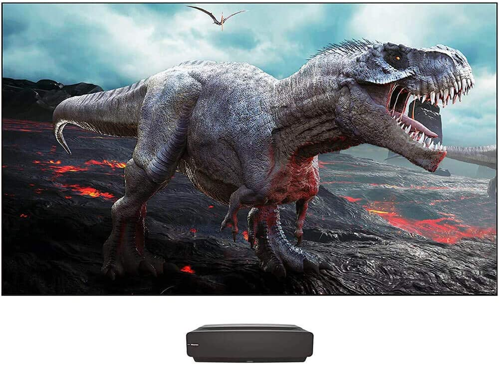 Hisense 100L5F 100 inch 4K UHD Smart TV Android Laser wit Max 44% OFF Max 59% OFF System