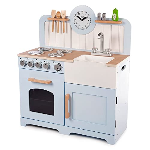 Superieur Tidlo Wooden Country Play Kitchen