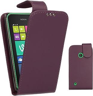 TECHGEAR Nokia Lumia 530 Tuff robust kraftig kraftig stöt skyddande fodral med stativ + skärmskydd med rengöringsduk, Vänd...