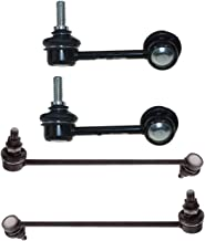 Detroit Axle - 4PC Front and Rear Stabilizer Sway Bar Links for 2007-2012 Nissan Altima - [2009-2014 Nissan Murano FWD] - 2009-2014 Nissan Maxima - [2013 Nissan Altima Coupe]