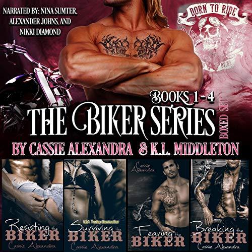 The Biker Series Boxed Set Books 1 - 4 Titelbild