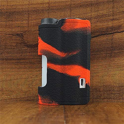 ModShield for Dovpo Topside 90W Silicone Case ByJojo Protective Cover Shield Sleeve Skin Wrap (Red/Black)