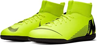 Official Brand Nike Mercurial Superfly Club Indoor Football Trainers Juniors Volt Soccer Futsal