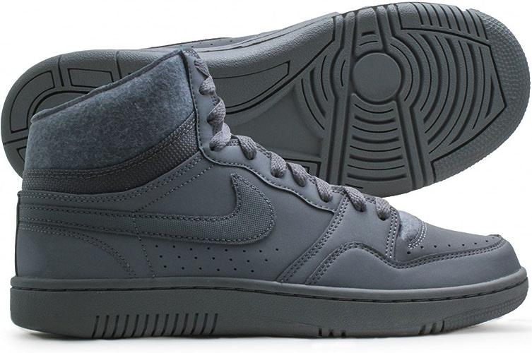 Nike Court Force Hi ND, Chaussures de Sport-Basketball Homme, gris