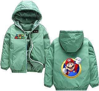 9f94eb5d255d6 Super Mario Sweat-Shirt Dessin animé à Capuche de Loisirs de Mode imprimé à  Capuche