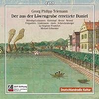 Der Aus Der Lowengrube Errettete Daniel by GEORG PHILIPP TELEMANN (2009-08-25)